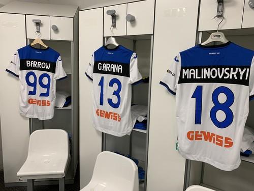 Малиновский остался в запасе в матче Аталанты против Дженоа