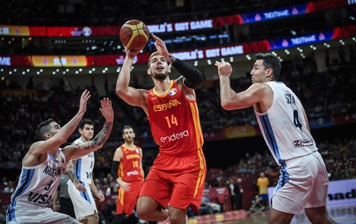 ЧМ. Испания уверенно обыгрывает Аргентину и становится чемпионом мира