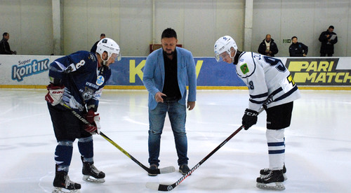 Ледяные Волки стартовали в УХЛ с уверенной победы над Динамо