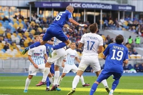 Динамо – Десна – 1:2. Видео голов и обзор матча