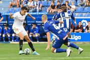 Алавес — Севилья — 0:1. Видео гола и обзор матча