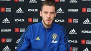 Де Хеа продлил контракт с Манчестер Юнайтед