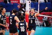 Китай, Нидерланды и США уходят в отрыв на женском Кубке мира