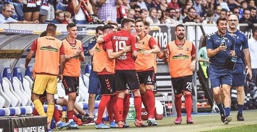 Хоффенхайм — Фрайбург — 0:3. Видео голов и обзор матча