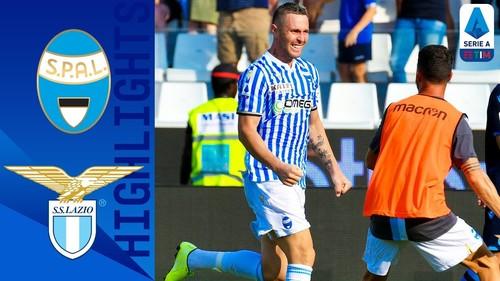 СПАЛ – Лацио – 2:1. Видео голов и обзор матча