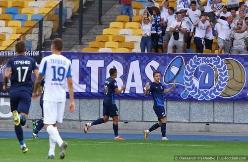 Владислав КАЛИТВИНЦЕВ: «Не праздновал гол из уважения к Динамо»