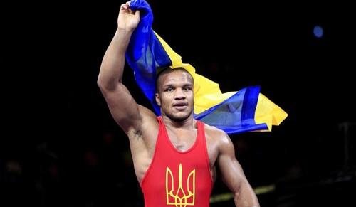 Жан Беленюк став чемпіоном світу з греко-римської боротьби!