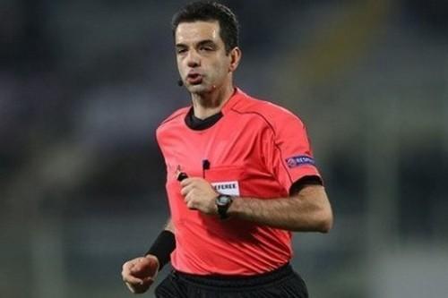 Матч Динамо — Мальме обслужат арбитры из Северной Македонии