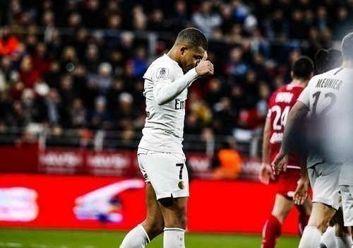 Килиан МБАППЕ: «Очень жаль, что не смогу сыграть против Реала»