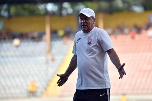Юрій ВЕРНИДУБ: «Знав, що за моєю спиною шукали нового тренера»