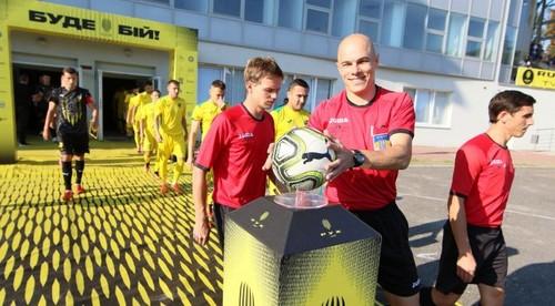 Скандал с мячами в Первой лиге. Рух оштрафован на 50 тысяч грн
