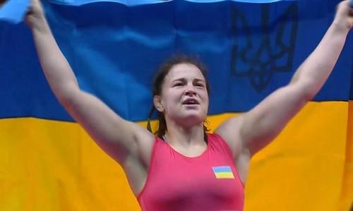 Украинка Бережная – в финале ЧМ по борьбе