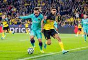 Боруссия и Барселона не забили мячей в Дортмунде