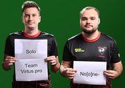 У складі Virtus.pro з Dota 2 залишаться Solo і No[o]ne