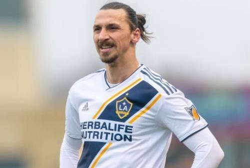 Златан ИБРАГИМОВИЧ: «Я лучший игрок в истории MLS. Без шуток»