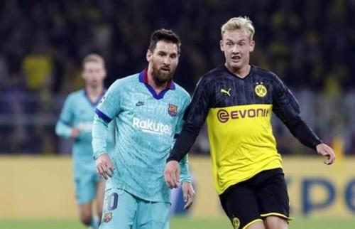 Месси сыграл первый матч в сезоне после травмы