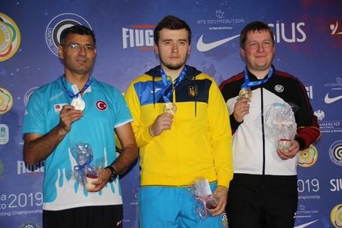 Павел Коростылев стал чемпионом Европы по стрельбе
