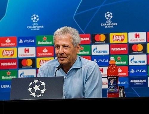 Люсьен ФАВР: «Мы создали много моментов в матче с Барселоной»