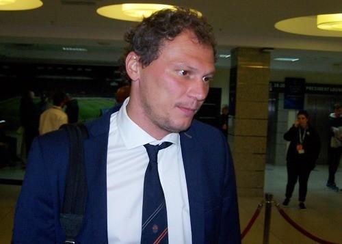 Андрей ПЯТОВ: «Это был только первый матч, впереди еще пять»