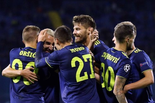 Динамо Загреб — Аталанта — 4:0. Видео голов и обзор матча