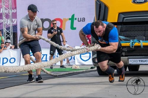 Олексій Новиков вчетверте поспіль став найсильнішою людиною України