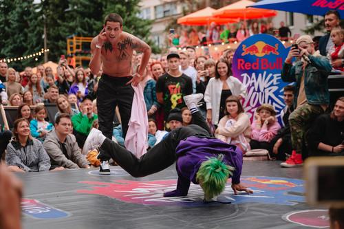 В Украине пройдет национальный Финал Red Bull Dance Your Style