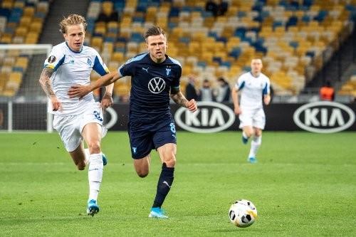 Динамо в концовке поединка вырвало победу у Мальме