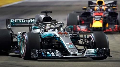 Гран-при Сингапура. Расписание этапа Формулы-1