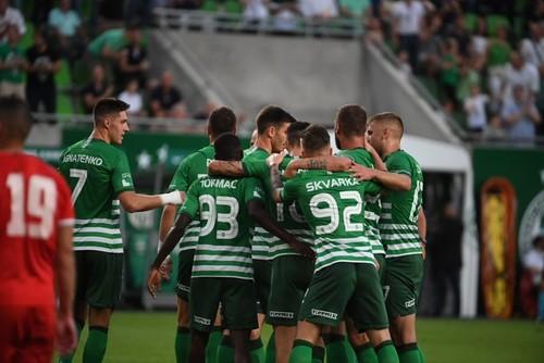 Эспаньол – Ференцварош – 1:1. Видео голов и обзор матча