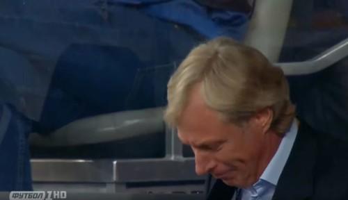 ВИДЕО. Как Михайличенко расплакался после гола Буяльского