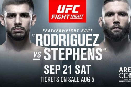UFC Fight Night 159: Анонсы и прогнозы главных поединков