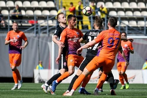 Где смотреть онлайн матч чемпионата Украины Заря – Мариуполь