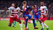 Где смотреть онлайн матч чемпионата Испании Гранада – Барселона