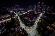 Хемілтон найшвидший у другій практиці в Сінгапурі