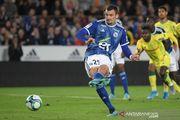 Завдяки пенальті, Страсбург здобув вольову перемогу над Нантом