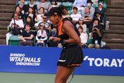 Осака і Павлюченкова зіграють у фіналі турніру в Японії