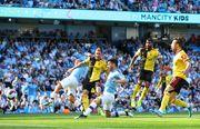 Манчестер Сіті забив найшвидші 5 голів в історії АПЛ
