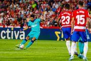 Гранада - Барселона - 2:0. Видео голов и обзор матча
