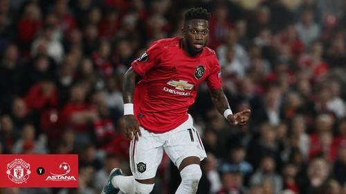 Манчестер Юнайтед – Астана – 1:0. Видео гола и обзор матча