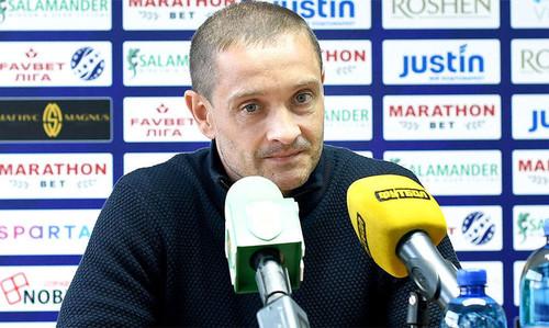 Роман САНЖАР: «С нами Днепр-1 будет играть не так, как с Александрией»