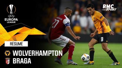 Вулверхэмптон – Брага – 0:1. Видео голов и обзор матча
