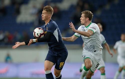 Владислав СУПРЯГА: «Мне разрешили сыграть против Динамо»
