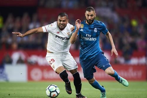 Где смотреть онлайн матч чемпионата Испании Севилья – Реал
