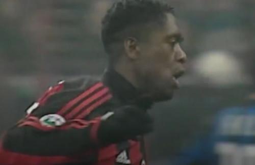 Милан - Интер. Топ-5 голов Милана