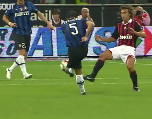 Милан - Интер. Топ-5 голов Интера