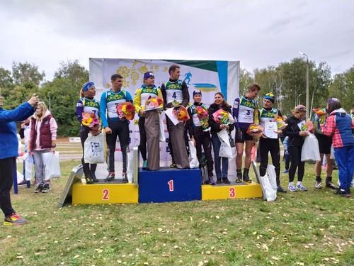 Хвостенко и Тищенко выиграли Гонку чемпионов