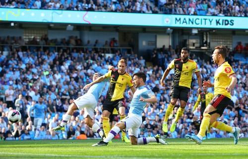 Манчестер Сити забил самые быстрые 5 голов в истории АПЛ