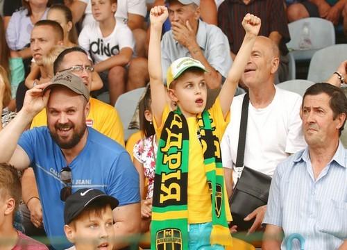 Где смотреть онлайн матч чемпионата Украины Колос – Александрия