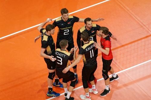Первым четвертьфиналистом чемпионата Европы стала Германия
