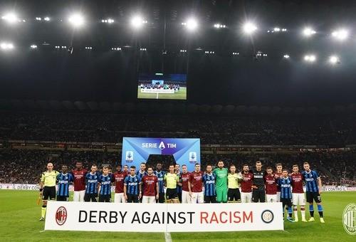 Интер без особых проблем разобрался с Миланом